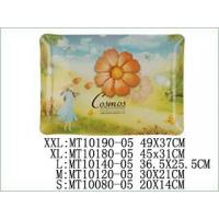 Buy cheap ELAMINE SQUARE TRAY Item No:MT10190set5-05 from Wholesalers
