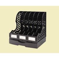 Information-Stand Series Multi-functional 6 In 1 Book End