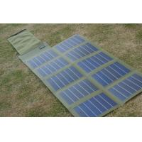 30W/18V Amorphous Foldable Solar Panel