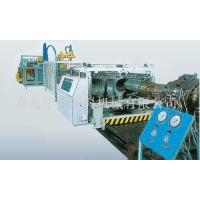 China Plastic Double-wall Corrugated Pipe Extrusion Line factory