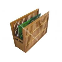 Bamboo lattice file holder