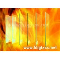 Buy cheap Products:Single-layer Fire Resistant Glass(BS476 Part22:1987) from Wholesalers