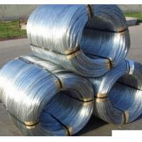 China Galvanized armoring wire factory