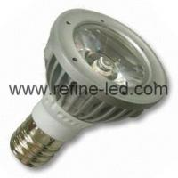 Buy cheap 1W High Power LED JDR Light Bulb E27 of Aluminium body from wholesalers