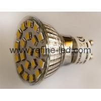 Buy cheap 21 pieces 3528 SMD LED Halogen Light bulb(GU10) from Wholesalers