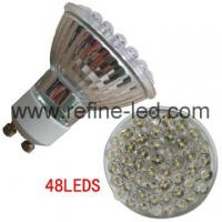 Buy cheap 48pieces LED GU10 Light bulb Replace The GU10 Halogen Bulb from Wholesalers