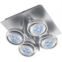 Buy cheap LED home spot light 12*1w high power led moveable body from Wholesalers