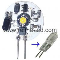Buy cheap 12V 1W LED Light bulb Replace The JC Bulb from Wholesalers