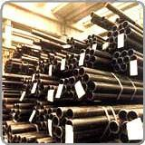 China Black Steel Pipes factory