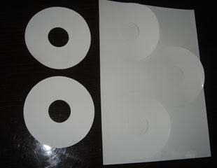 Quality Professional Sticker CD Label for sale