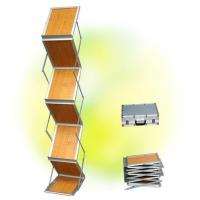 Buy cheap FT Folding Brochure Holder from Wholesalers