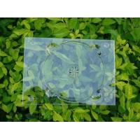 China 7mm Slim Single Clear Color Tray on sale