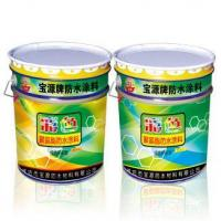 Buy cheap Colored polyurethane waterproof coating from Wholesalers