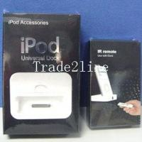 China iPod universal dock with remote on sale