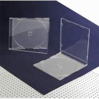 Buy cheap 5.2mm transparent tray cd case from Wholesalers