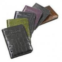Buy cheap Leather Passport Holder from Wholesalers