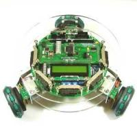 Buy cheap Fire Bird V ATMEGA2560 Omnidirectional Robotic Research Platform from Wholesalers