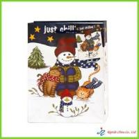 Buy cheap merry christmas paper bag from Wholesalers