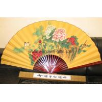 China Folk Craft Fan BSH-1457 on sale