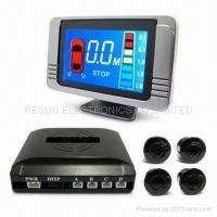 Buy cheap LCD display Car Parking Sensors with 4 sensors from Wholesalers
