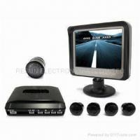 """Buy cheap 2.4GHz Wireless Rearview Camera System + 3.5"""" LCD monitor + Parking Sensor from Wholesalers"""