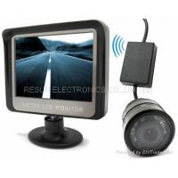 """Buy cheap 2.4GHz Wireless Car Rearview System + 3.5"""" TFT LCD Monitor + Rearview Camera from Wholesalers"""