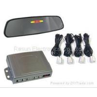 Buy cheap Mirror Rear-view parking sensor from Wholesalers