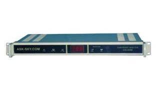 China ASK-860M  870MHZ boardcast aptotic frequence modulator factory