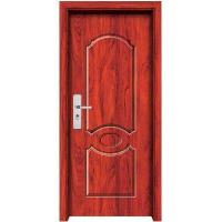 Buy cheap solid wooden compound door HF-9007 from Wholesalers