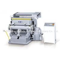 Die Cutting Machine with Hot Stamping (TYMK-1100)