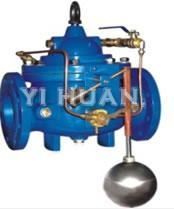 China 100D water-level setting valve factory