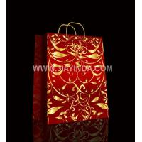 Buy cheap Gift Paper Bag Item No09 Red Pattern-1 from Wholesalers