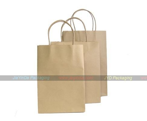 China Promotional Paper Bag Item NoJKB016B-026B factory