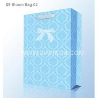 Buy cheap Gift Paper Bag Item No09 Bloom Bag-02 from Wholesalers