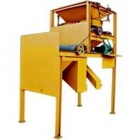 China Two rolls dry type magnetic separator factory
