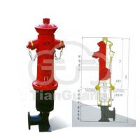 Quality Breakable Type Landing Fire Hydrant wholesale