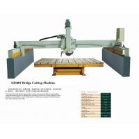 Buy cheap Bridge saw machine Number:B2B001-350A from Wholesalers