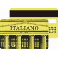 China Magnetic stripe card factory