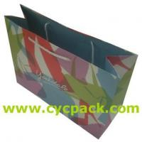 Buy cheap Box Colorful Shopping Bag from Wholesalers