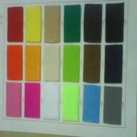 Buy cheap Colored Needlepunch Nonwoven Fabrics from Wholesalers