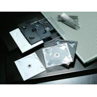 China CLEAR & WHITE DVD TRAY on sale