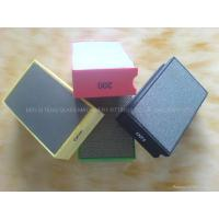 China Diamond hand pad for glass polishing on sale