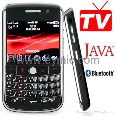 China 8900 TV Trackball QWERTY full keyboard Mobile Phone with dual cameras gravity 8900 TV