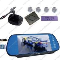 China 7Inch Touch Screen Rear View Parking Sensor(XY-8087) XY-8087 on sale