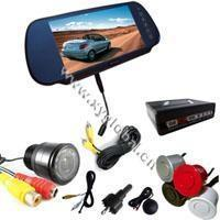 """Buy cheap 7"""" Rear View Parking Sensor with blue tooth XY-8015 from Wholesalers"""