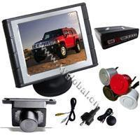 Buy cheap 3.5inch car camera system with parking radar(XY-8303) XY-8303 from Wholesalers