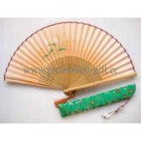 Buy cheap Hand-painted silk fan from Wholesalers