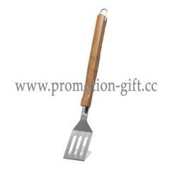 Quality Grill Master Lighted Bamboo Spatula for sale