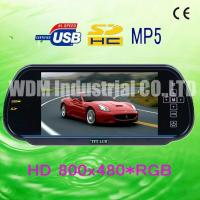 Buy cheap W-708HD car MP5 player/ rearview mirror monitor from Wholesalers