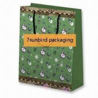 Buy cheap Shopping Bag Paper Shopping Bag(SM01018) Paper Shopping Bag(SM01018) from Wholesalers